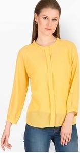 Gipsy Yellow Solid Shirt