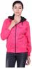 S.B.MOD Pink Fleece SweatShirt For Women