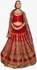 #enjoyingeverymoment #happysmiles #redgoldenlehanga #beautifuljewelry #happybridesaretheprettiest  #wedding