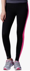 Atheno Black Solid Leggings