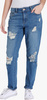 Only Blue Washed Mid Rise Skinny Jeans