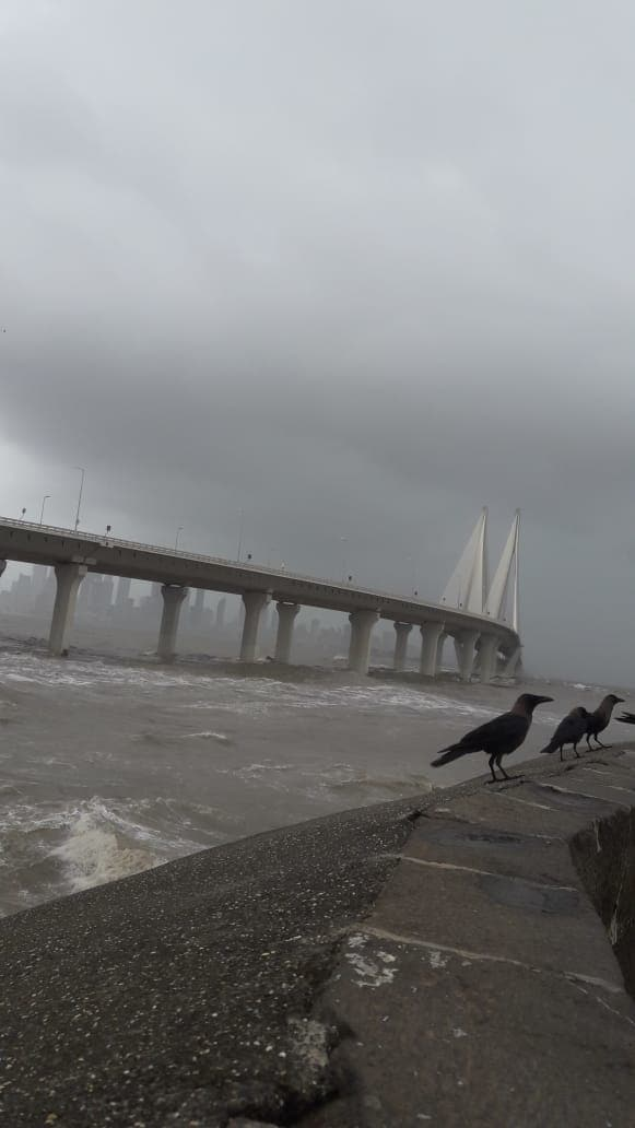 #mumbai #worlisealink #rops-style #roposo #roposomood #view #viewoftheday #lovethisview #roposolove #