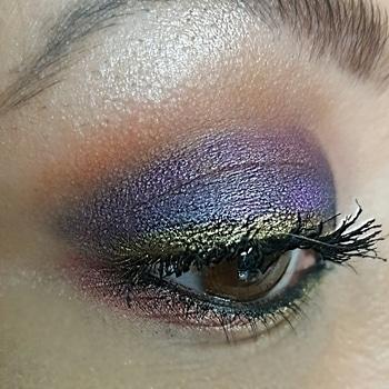 #goldeyemakeup #blueeyemakeup #eyemakeuplook #eyemakeuptips #eyemakeuptutorial #morphe12Zpalette