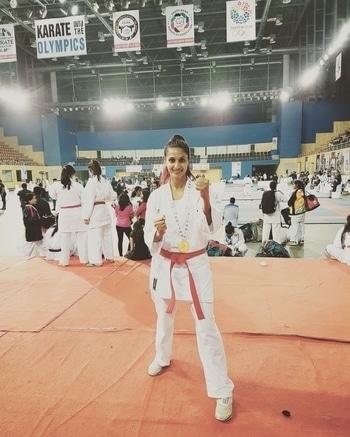 NATIONAL KARATE CHAMPIONSHIP 2017 karate association of India