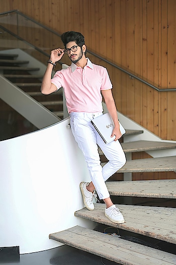 CODE PASTEL ! . . T-shirt by - @fugazeeinc. . Shot by - @thedaydreamstudio . . #TSDFAM  #thestyledweller  #fugazee #pastels #menscasual  #mensformals  #fashioninfluencer  #fashionblogger  #streetstyle  #sneakers #ootd #wiwt #menswear  #menswithclass  #suratinfluencer  #fashion #indianblogger  #indianinfluencer  #india #surat