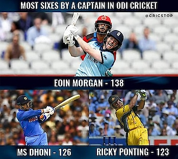 Eoin Morgan tops the list after last night heroics! . Follow @crisctop for more Cricket Updates! . #jonnybairstow #jasonholder #shimronhetmyer #vijayshankar #hardikpandya #hashmatullahshahidi #shaihope #andrerussell #shakibalhasan #aaronfinch #savsnz #joeroot #shikhardhawan #rohitsharma #davidwarner #jofraarcher #kagisorabada #quintondekock #msdhoni #jaspritbumrah #stevesmith #viratkohli #mohammadamir #cricketaustralia #worldcup2019 #litondas #eoinmorgan #rashidkhan