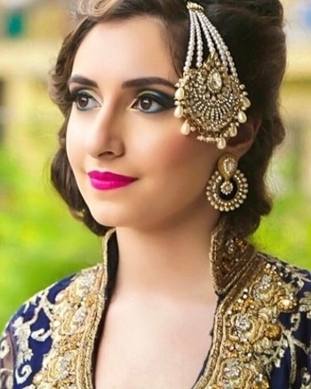 The heavenly glow of this bride is simply intoxicating!  Shop for your bridal cosmetics from WedLista.com to get such a glow on your wedding day.  Makeup by: @pratishthaarora  #WedLista #FashionForWeddings