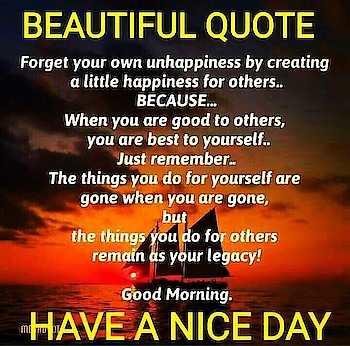 #goodmorning #behappy