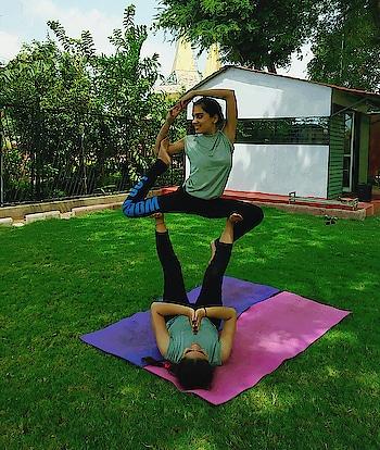 #acrogirls  #yoga #yogamstersindia #yogaaroundtheworld #yogaaddict #yogaasana #yogaworld #yogafit #womensphysique #yogavideo #yogavideos #yogajourney #flexibilty #acroyoga #acro #yogiswholift #yogaspirit #acroyogafun #yogainnature #yogagoals #yogaathome #yogachallenge #yogapassion #yogaislife #mysoreyoga #yogaposes #yogawithshivi #ropsoblogger