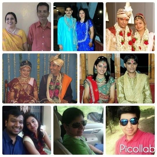 #Bhatt #Family #Dad #Mom #Sis #Jiju #Bro