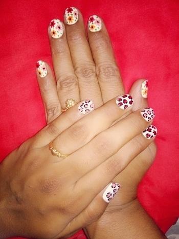 Nailart❤ #nails #nailart #nailartdesigns #nail-addict #nail-designs #nailfashion #nailtrends #nailartist #nailartfashion #nail art / nail adventure #nailartideas #nailartworld #floraldesign