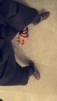 Winter season #roposo #delhi #shoes #allblack