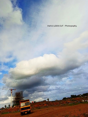 #clouds #pune #site #mobilephotography