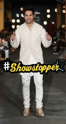 #showstopper