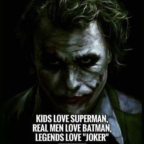 #joker #villain #superhero