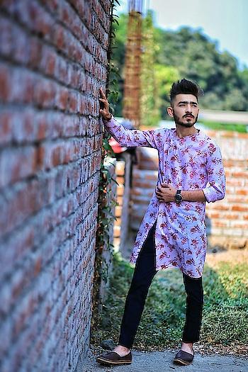 They HATE me because it's easier than BEATING me. . . . #kartavyamakwana #fashion #fashionmodel #kurta #designerkurta #blogpost #blogger #suratblogger  #menswear #menstyling #style #trendy #fashionpost #fashionista #influencer #ootd #menfashionpost #combination #malemodel #instastyle #instagram #potraits