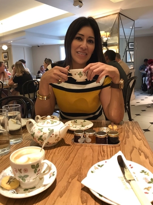 Life is like a cup of Tea ...It's how you make it ☕️☕️☕️  #teatime #life #smallpleasures #happiness #fashionable #everydaylife #loveit❤️