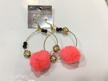 Pom pom earrings   #Feelingsnx #indore #anandbazar #fashiondiaries #fashionable #fashionableaccessories #accessories #originalpicture #nofilter #feelings #shoponline order from  www.shop101.com/feelingsnx Or Kindly DM or whatsapp to place the order or for more info. Shipping Worldwide. ----Happy Shopping----- #delhigirls #gurgaon #noida #mumbai #bangalore #chandigarh #ludhiana #pune #chennai #delhi #india #accessories #pompoms #pompom #pompomearrings #earrrings #earringswag #earringsoftheday