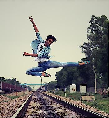 #dance #passion #contemporary  #posture #leap #