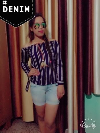 #shorts #summer-style #denim