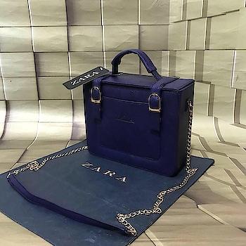 #zarabag #bag #onlineshopping #sassychicscoutureprit #dmforprice