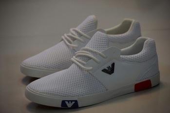 #emporio #armani #emporioarmani #sneakers #sportswear #black  To Order DM or Whats app  +91-8284997819
