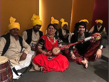 Back to the root.. #folk #folkdance #folkmusic #indianfolk #sandipsoparrkar #newexperience #life #dance #danceworld #musicworld #pandwani #pandwanisinger #thankgod #lovethis