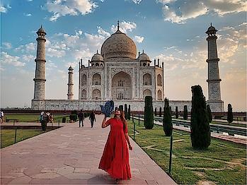 Wah Taj 💗 #bangaloreblogger #delhiblogger #mumbaifoodblogger #Delhiyoutuber #bangaloreinfluencers