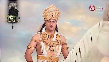 A still from the episode!! Played Gandharva , in Vikram Betaal !! #vikrambetaal #&tv #tv #actor #bollywood #television #zee5