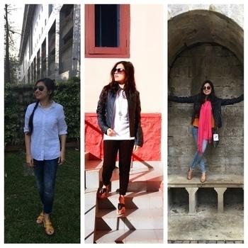 My #onlydenim Obsession @onlyindia  Which Only denim I am wearing? 1. Slim fit blue denim with patchwork 2. Black denim 3.Blue denim Coralfit Midrise Skinny denim  #fashionblogger #only #onlydenim #denimobsession #perfectfit #denimlove #askme #denim #jeans #jeansmurah #fashionbloggerstyle #myprettybride