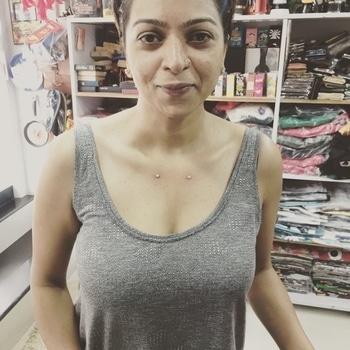 #neck #piercings #piercing #dermal #insertion #bodypiercing #stone #clear #als #alstattoostudio #alsclothesaccessoriesbodypiercings #alscurlupanddye