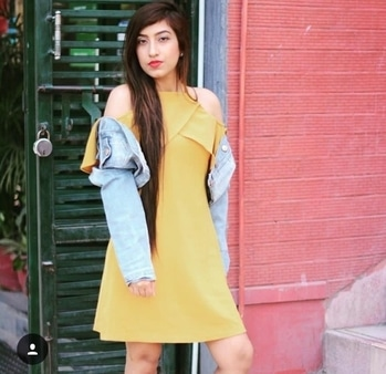 Featuring @fab_alley  💖Snapchat handle (miss_chhabra) . #ootd #fashionista #photoshoot #tbt #lifestyle #longhair #bloggerdiaries #beauty #classy #followforfollow #likeforlike #online #Gurgaon #amychhabra #ootdmagazine #ootdshare #stylegram  #womaninstyle #styleblog #fashionblogger #popoxdaily #ropo-love #ropo-good #roposodaily #roposotrends #roposogal  #fashionbloggers #streetstyle #stylingtips #celebrityfashion #fashionweek #celebritystyle #adventure #haircare #events #fashionshows #beautytips