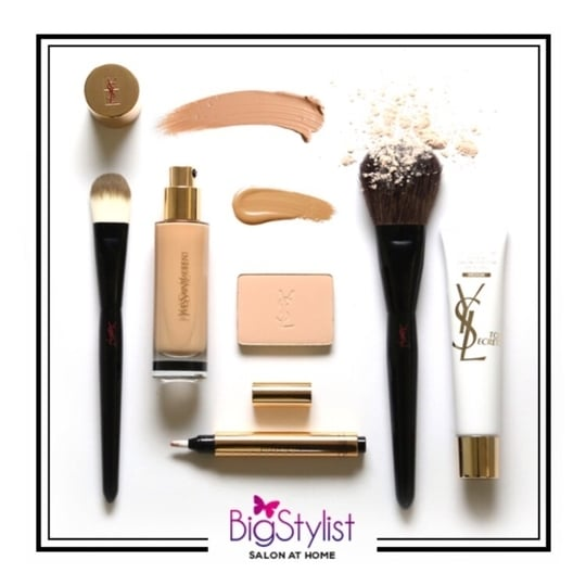 Make up goals for an all natural look! #nude #natural #makeupgoals #ysl #beauty #beautygoals #goals #love #women #musthaves #stayhomebeautiful #BigStylist