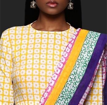 Beautiful Vasantika Saree.Borders are an identifiable feature of Borala Sarees,often created with simple motifs and colorful stripes. #handcrafted #handloom #saree #textiles #printed #silk #desi #style #sareeswag #sareelove #sari #fashion #blog #handloom #chanderi #saree #sareeday #sareelover #sareesonlineshopping #sareeshopping #onlineboutique #online-shopping #sari