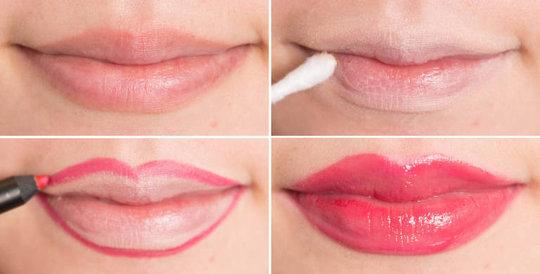 7. Reshape your Lips