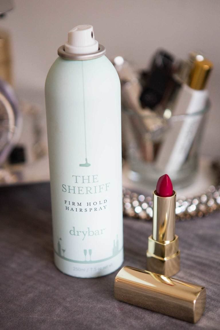 8. Use Hairspray to remove Lipstick Stain