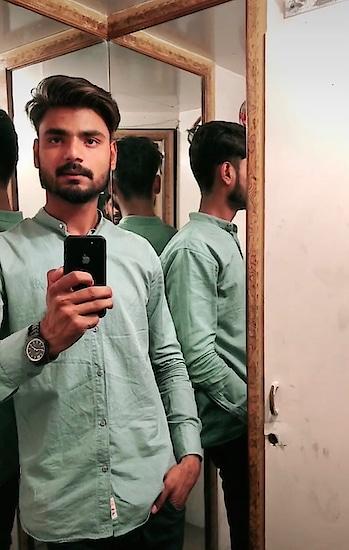 #mirrorselfie #roposostar #beard-model #wakhraswag