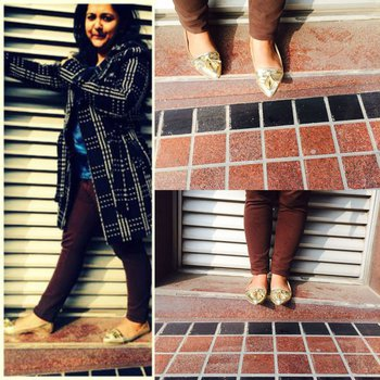 Tassel shoes!