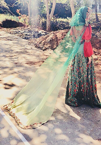 #bridal #fashion #MyDesign #nawabiCollection #revert #fororders ❤️