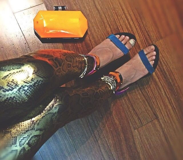 3) Wear them at home before you step outside: