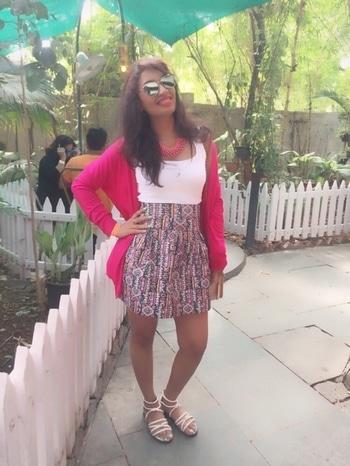 #partylook #casuallook #lookoftheday #partyyscenes #coolcolours #selfietime  #casualwear