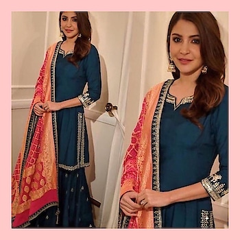 FABRICS DETAIL TOP  *#TOP FABRIC*         : GEORGETTE WITH EMBROIDERY WORK *#TOP LANGTH*       :40 INCH *# TOP SIZE*.            : 42 *( semistitched)* PLAZZO  *#PLAZZO FABRICS* : GEORGETTE WITH EMBROIDERY WORK  *#PLAZZO LENGTH*:40   *(full stich ) DUPATTA  DUPATTA FABRICS* : GOLDEN ZARI SILLK WITH DIGITAL PRINT WITH EMBROIDERY WORK LLES BODAR
