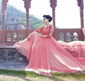 #Indo #Western #Evening #Dresses & #Gowns