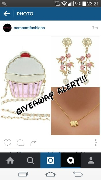 Giveaway Time :)