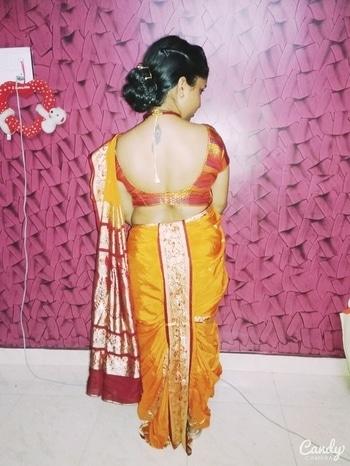 marathi mulgi look 😍