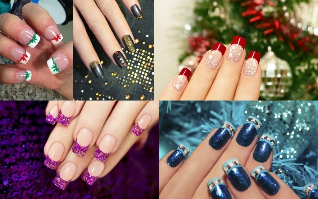 5 Nail Art Styles To Try This Winter