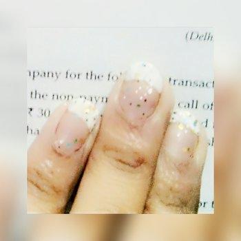 nails.. 💟💟💛 #newyearnewme  #sorposo