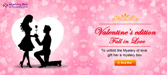 Valentine's edition - Mystery Box