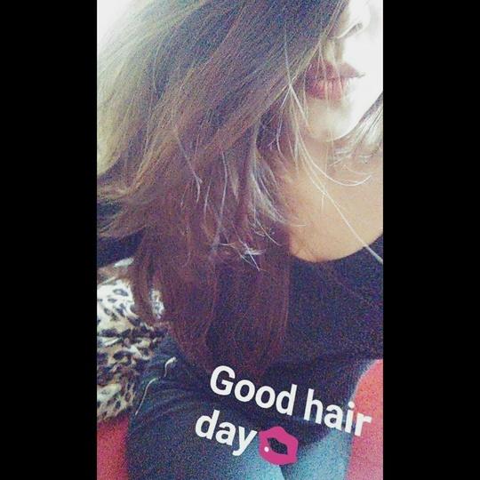 Good hair day be like💋