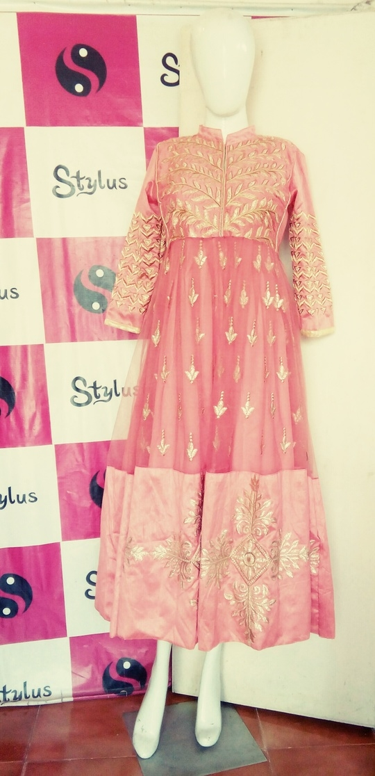 #clientdiaries  #perfectly  #designerwear  #customized #stylus boutique ;) ...